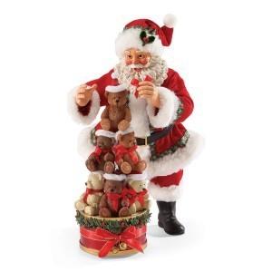 Possible Dreams Santas - Bearly Christmas