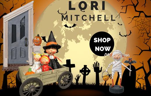 Lori Mitchell Halloween