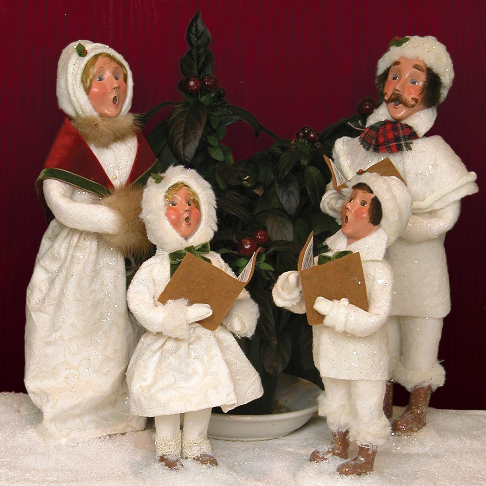 Twelve Days Of Christmas Carolers: Specialty Family Series Carolers
