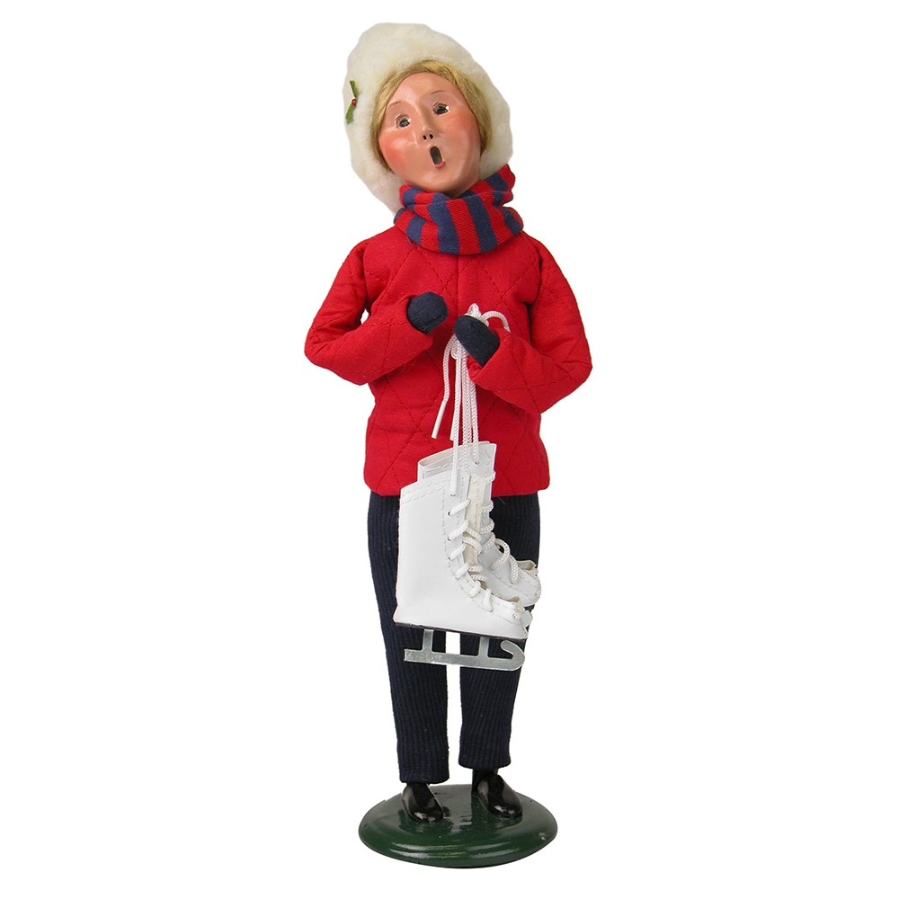 Byers Choice Carolers: Snow Day Fun Collection Carolers