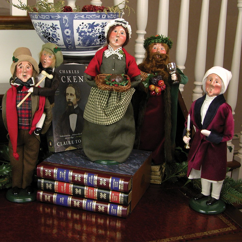 62 Best Decorating With Byers Choice Carolers Images On: Byers' Choice Carolers