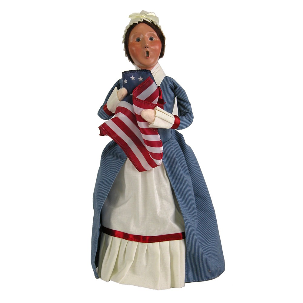 Byers Choice - Betsy Ross