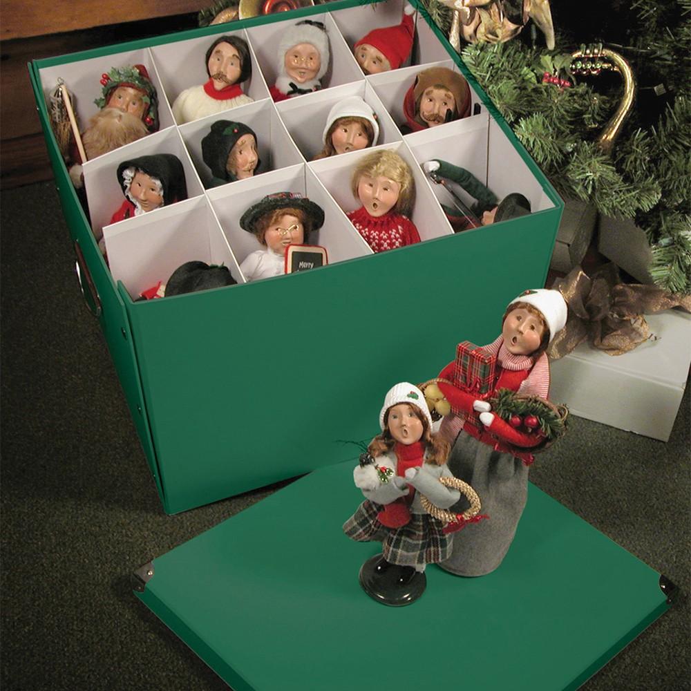 Byers Choice - Caroler Condo Storage Box