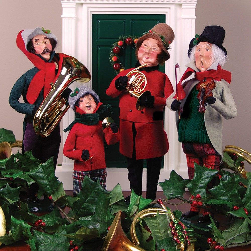Byers' Choice Carolers | Wooden Duck Shoppe