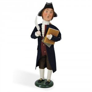 Byers Choice - Thomas Jefferson Signed by Joyce Byers | Wooden Duck Shoppe
