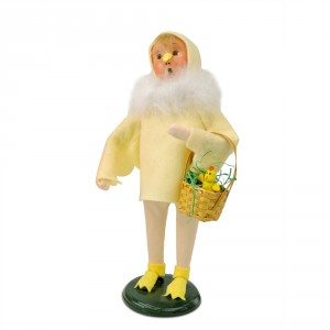 Byers Choice - Easter Chick - Yellow