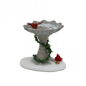 Byers Choice - Bird Bath