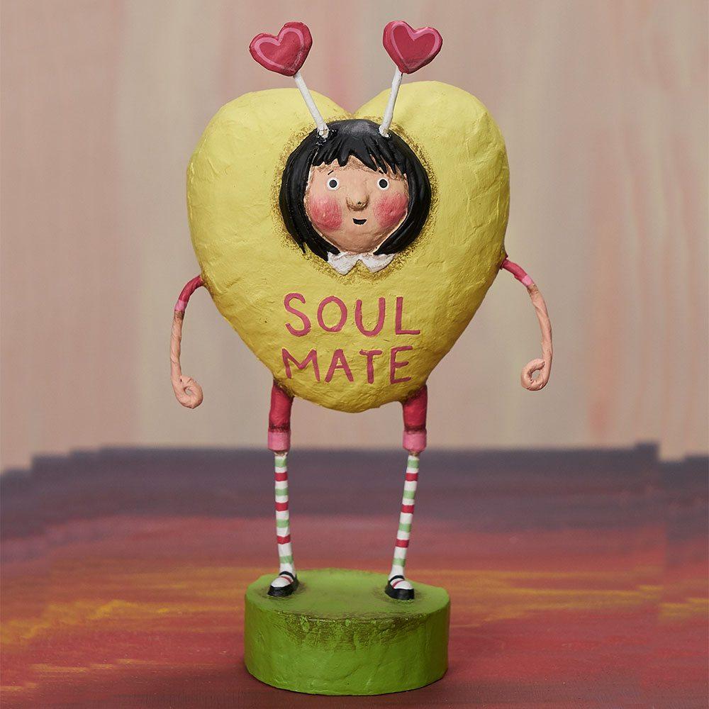 Lori Mitchell Figurine - Soul Mate Figurine - Wooden Duck Shoppe