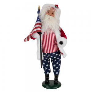 3206 Patriotic Santa 1000 x 1000