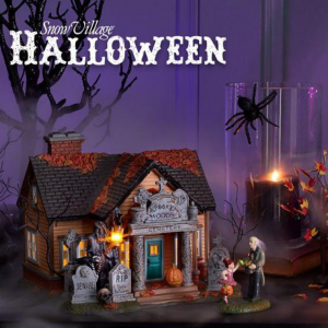 Department 56 - Cemetery House
